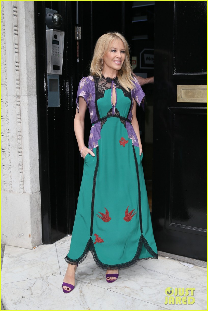 kylie minogue magic radio london july 2018 064113180