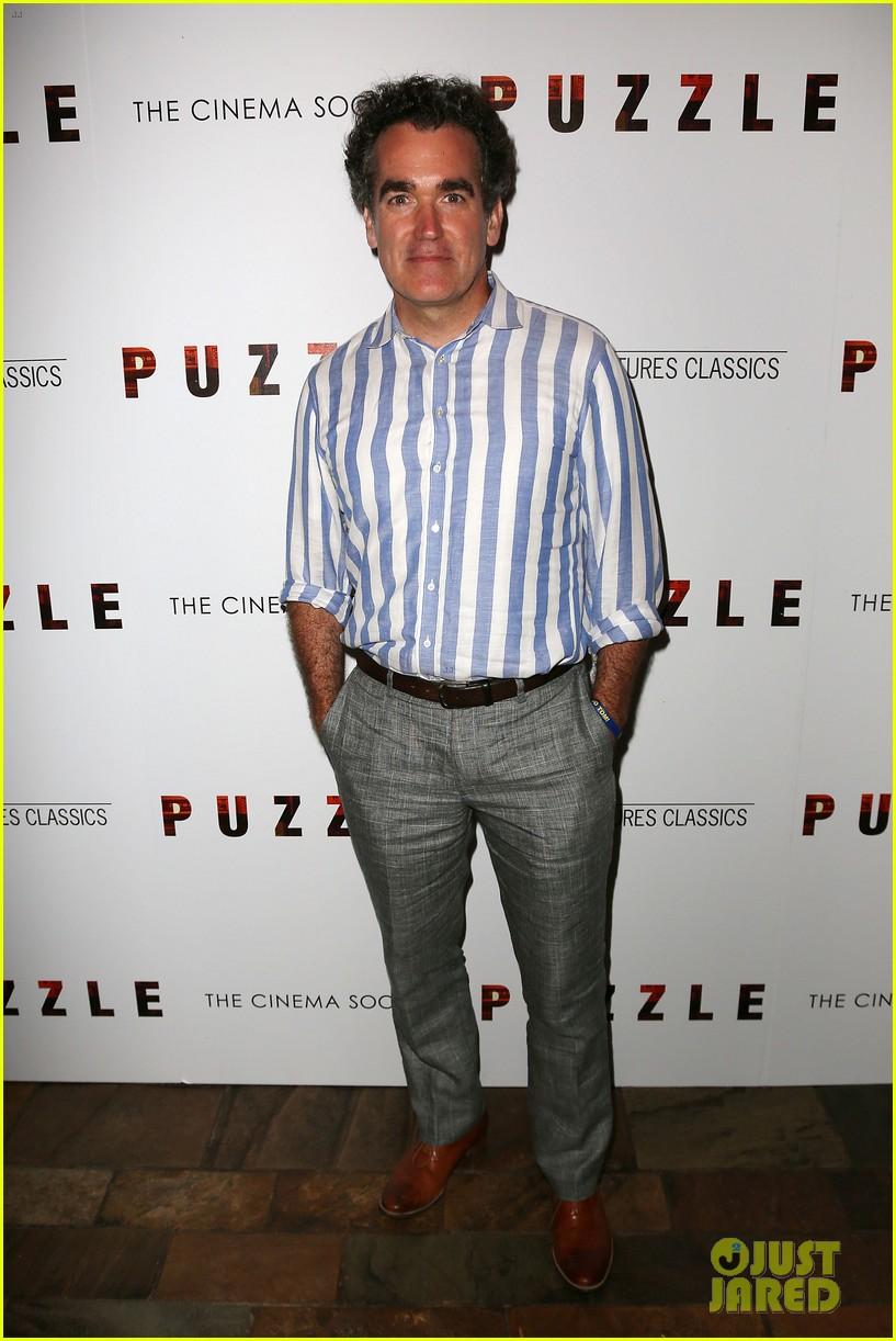 kelly macdonald steve buscemi puzzle premiere 24