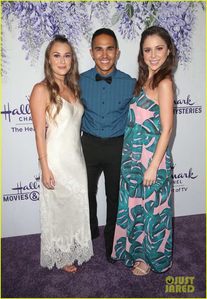 bailee madison becca tobin rachael leigh cook step out for 024121715