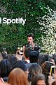 shawn mendes performs for his biggest fans at spotify event in beverly hills 05