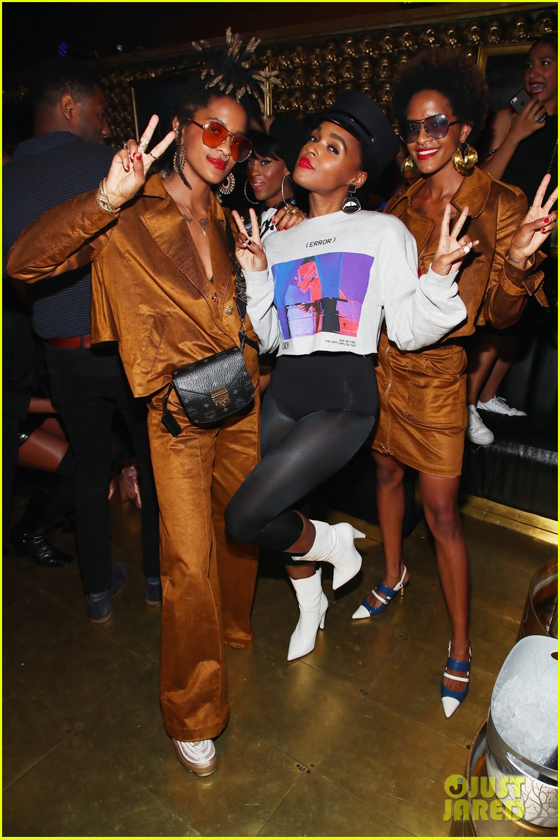 janelle monae celebrates dirty computer tour at nyc after party 064116574