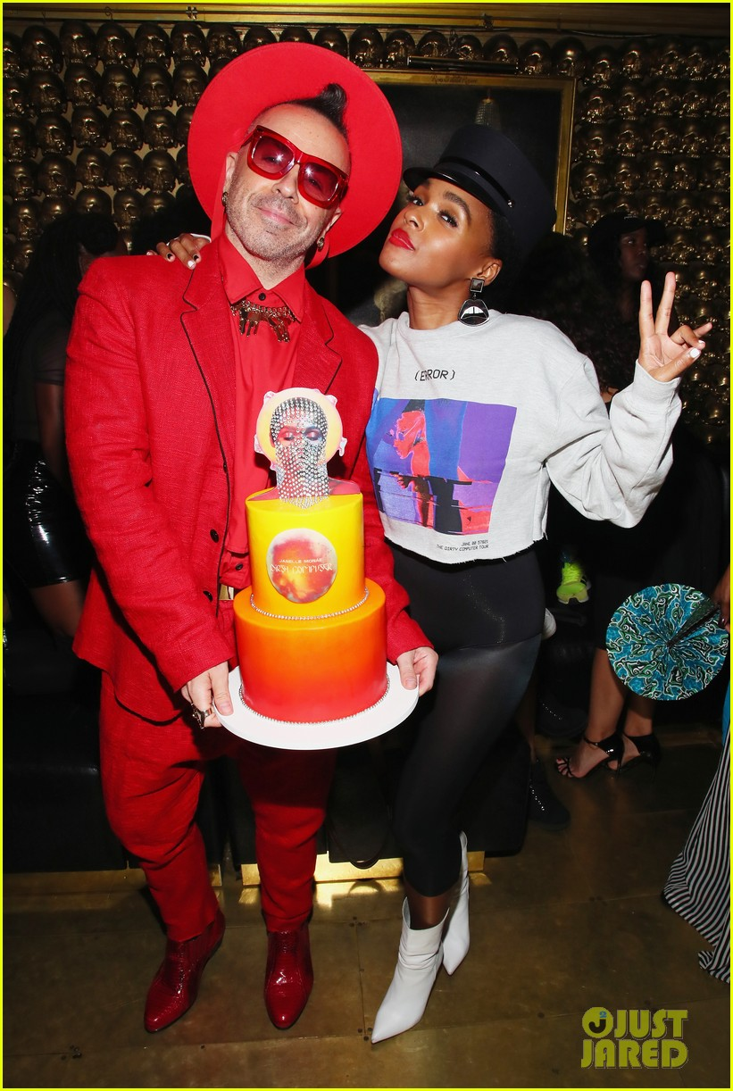 janelle monae celebrates dirty computer tour at nyc after party 124116580
