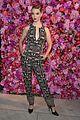 mandy moore gets glam for schiaparelli runway fashion show 03