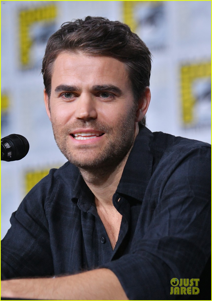 Paul Wesley Opens Up About Upcoming Series 'Tell Me a ...