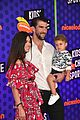 michael phelps wife kids nickelodeon kids choice sports awards 09