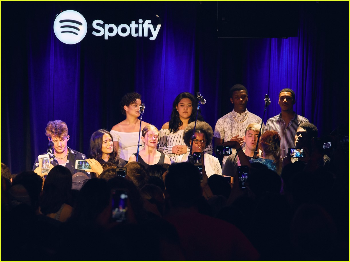 charlie puth returns to his college for spotify voicenotes event 204114156