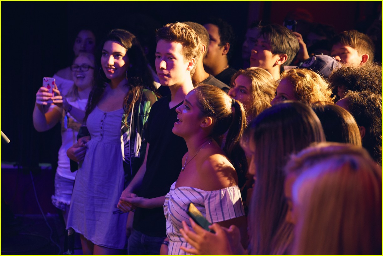 charlie puth returns to his college for spotify voicenotes event 244114160
