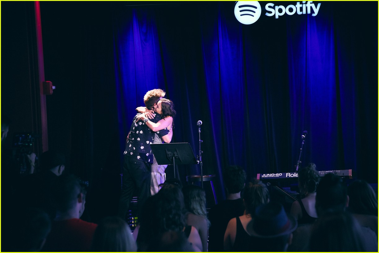 charlie puth returns to his college for spotify voicenotes event 264114162