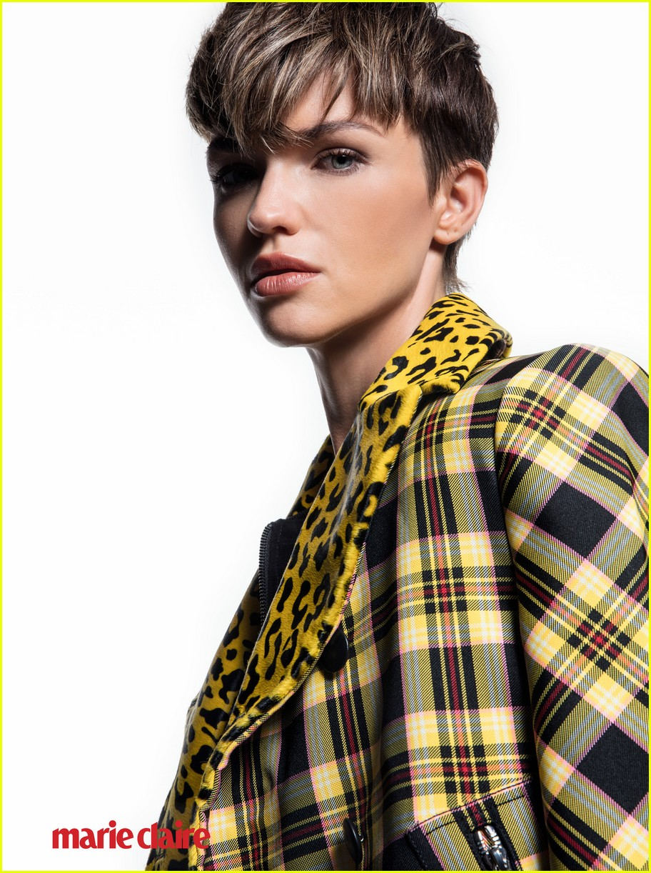 Ruby Rose Opens Up About Her 109 Tattoos Photo 4121418