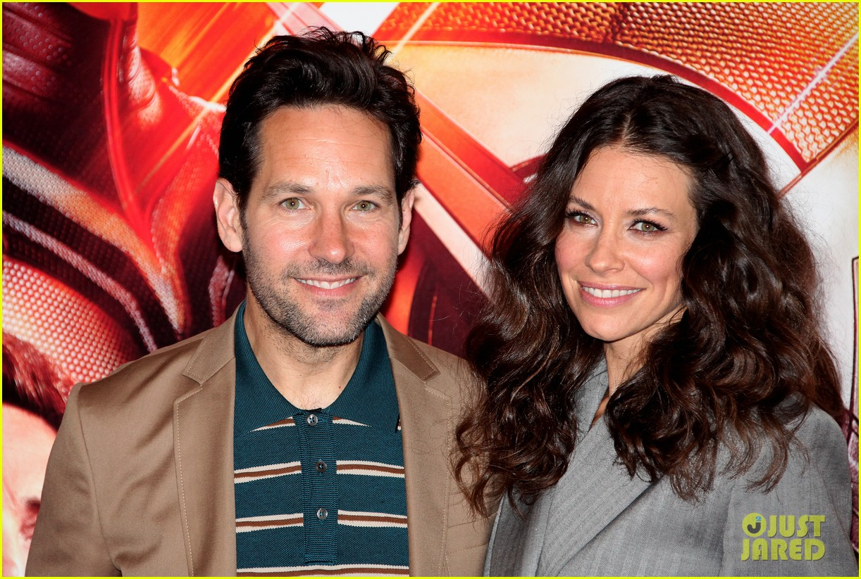 paul rudd evangeline lilly bring ant man and the wasp to rome 164116562
