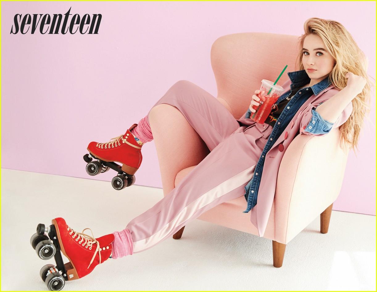 sabrina carpenter seventeen magazine 2018 034112627