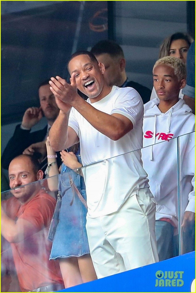 will smith and son jaden team up for world cup 2018 final 014115445