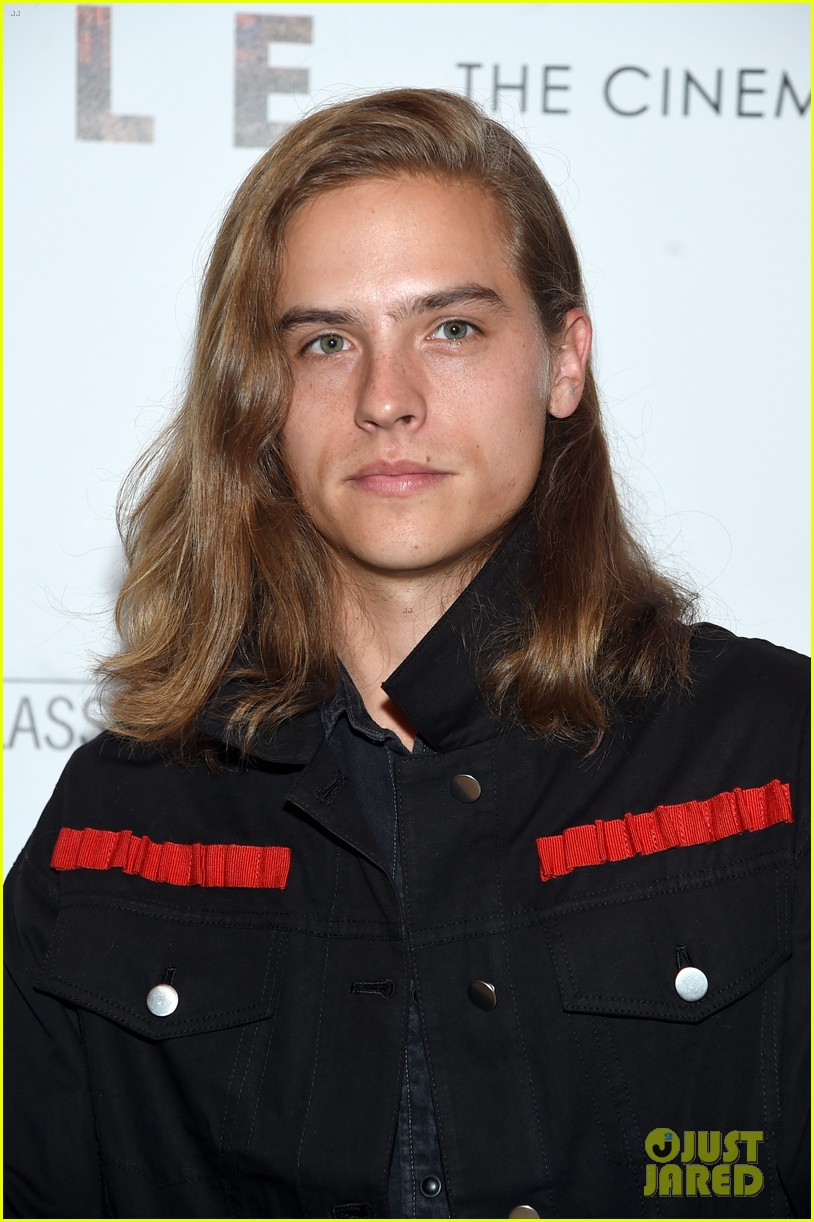 dylan sprouse barbara palvin puzzle screening 024120171