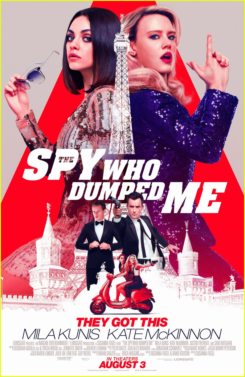 the spy who dumped me new poster clip 014110457