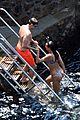 bradley cooper irina shayk shirtless bikini beach pda 01