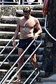bradley cooper irina shayk shirtless bikini beach pda 17