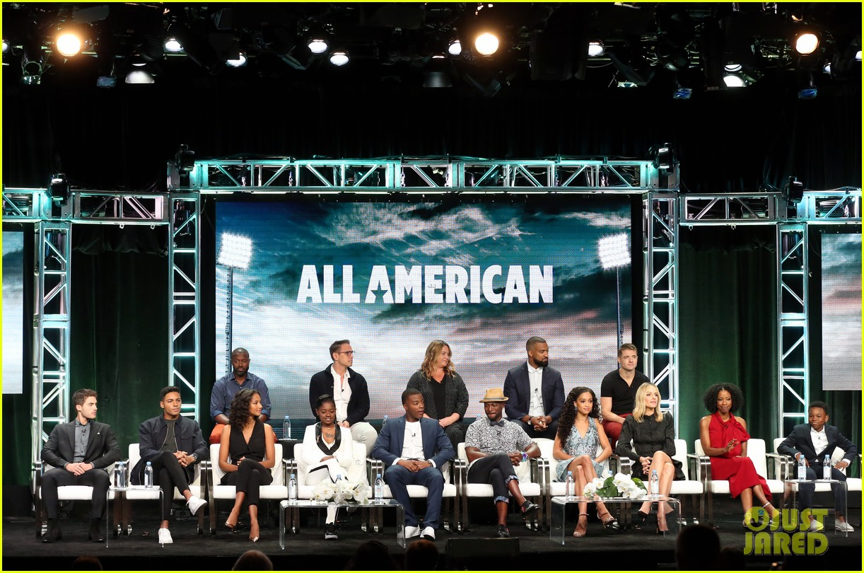 taye diggs all american tca panel 034125188