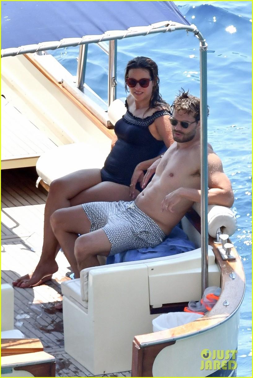jamie dornan shirtless amelia warner capri 054126794