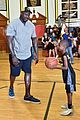 jimmy fallon shaquille oneal play basketball 13