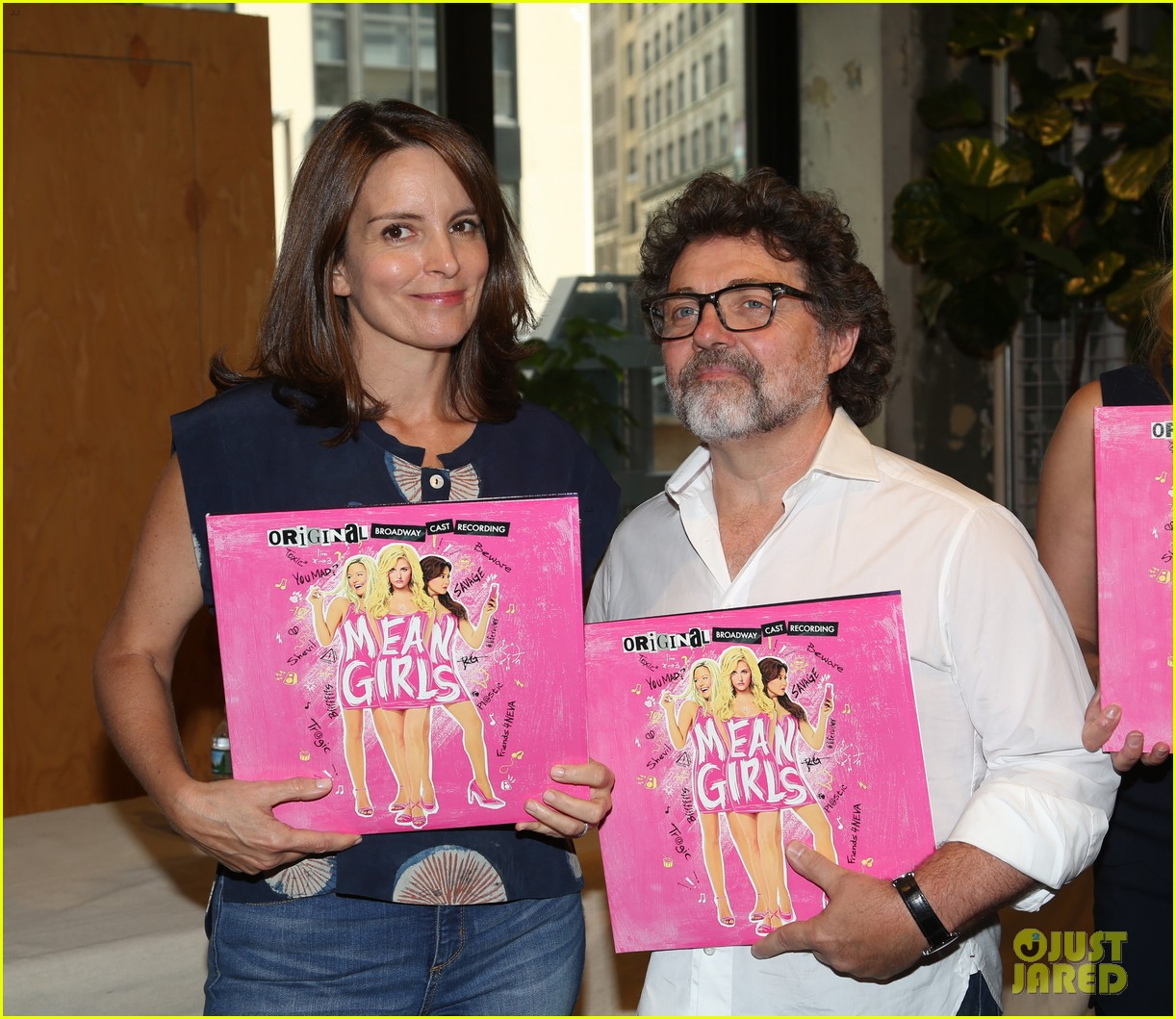 Tina Fey Joins 'Mean Girls' Cast To Release Cast Album On