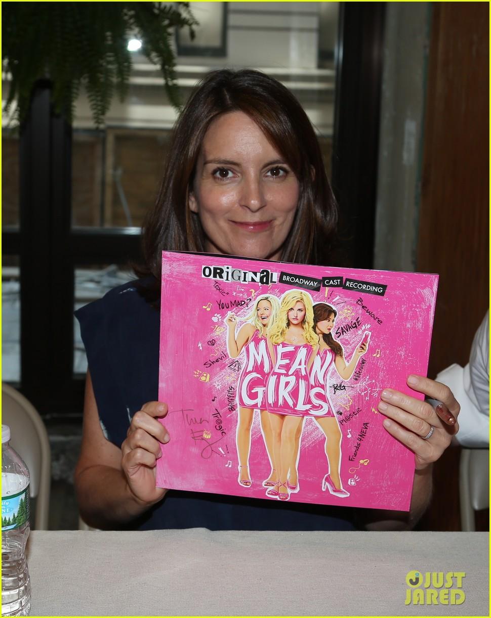 tina fey mean girls cast album on vinyl 044135378
