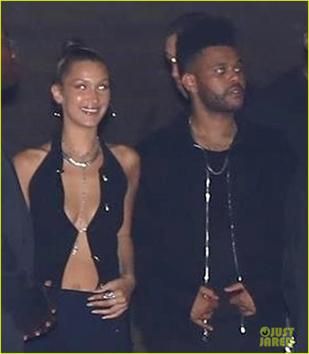 bella hadid and the weeknd party at kylie jenners 21st bithday bash2 034127442