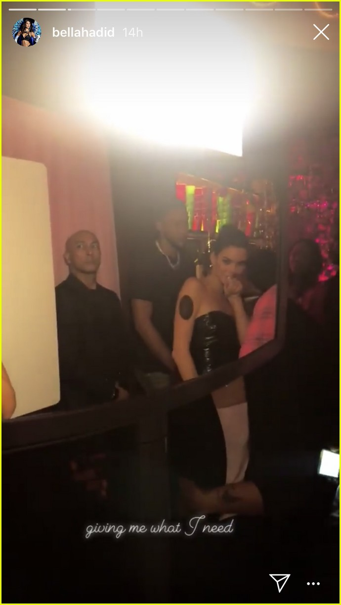 bella hadid and the weeknd party at kylie jenners 21st bithday bash2 044127443