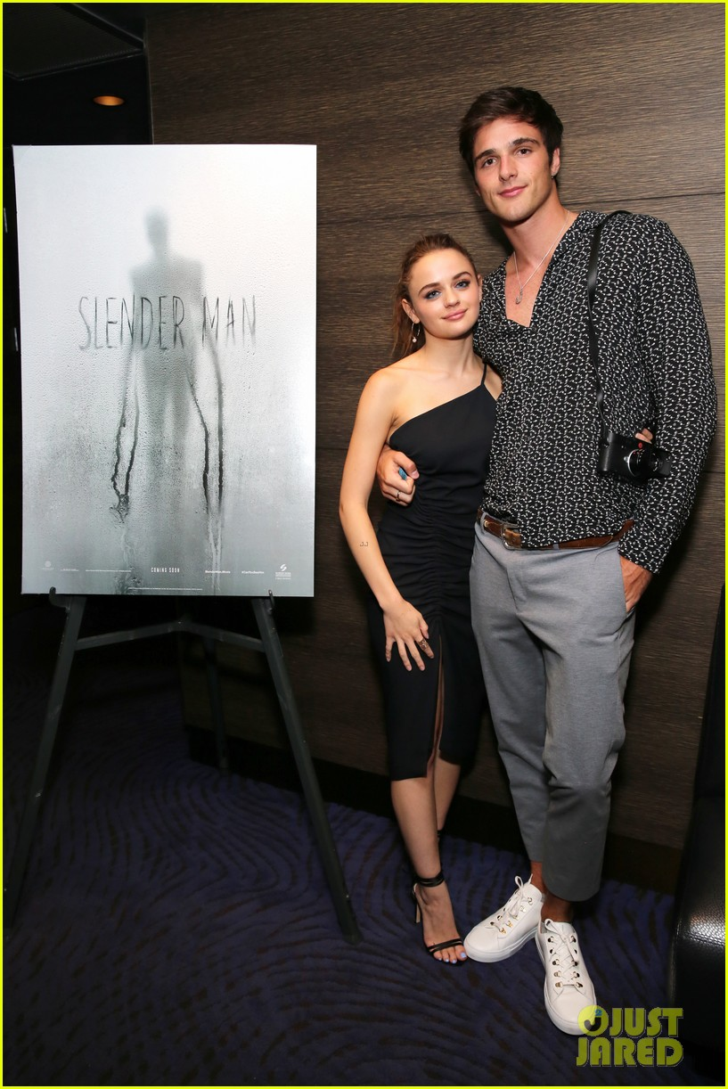 joey king jacob elordi slender man screening 014126721