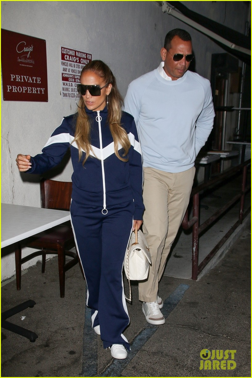 jennifer lopez alex rodriguez step out for weho date night 044135274