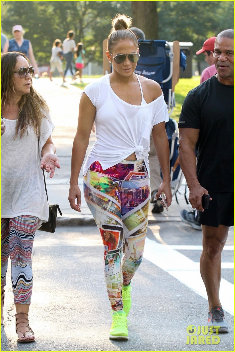 jennifer lopez rocks colorful outfit for workout in boston 054124862