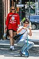 joe jonas rides scooter around nyc with sophie turner on his birthday 01