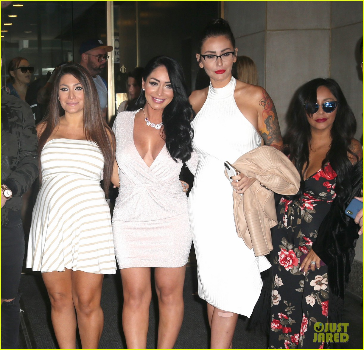 jersey shore cast on ronnies relationship with girlfriend jen harley 014133571