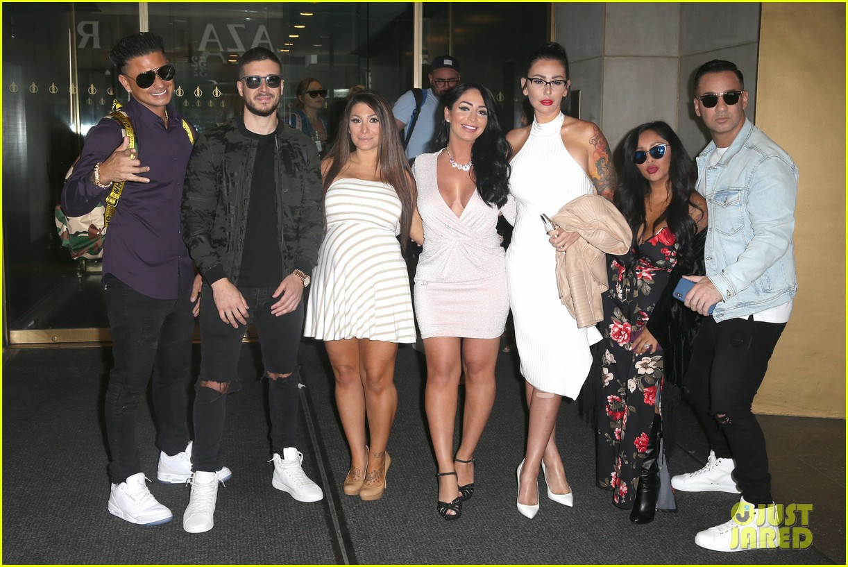 jersey shore cast on ronnies relationship with girlfriend jen harley 024133572