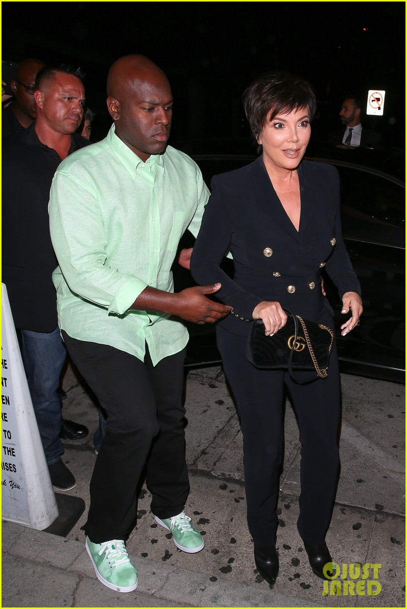 kim kourtney khloe kardashian arrive at kylie jenner 21 birthday party 024127177