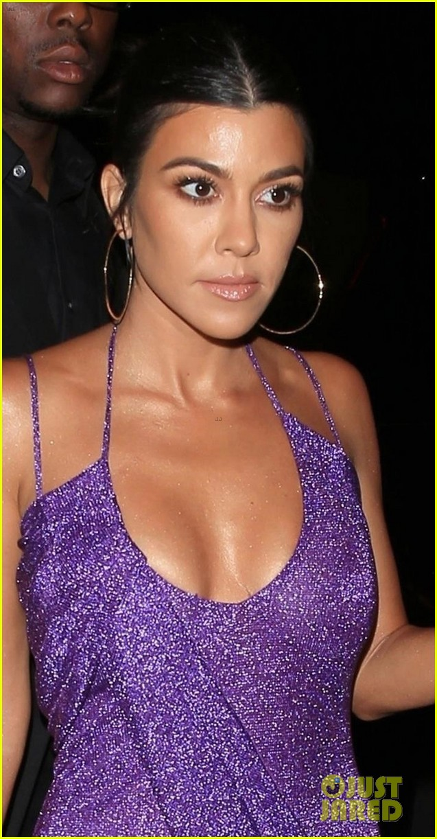 kim kourtney khloe kardashian arrive at kylie jenner 21 birthday party 104127185