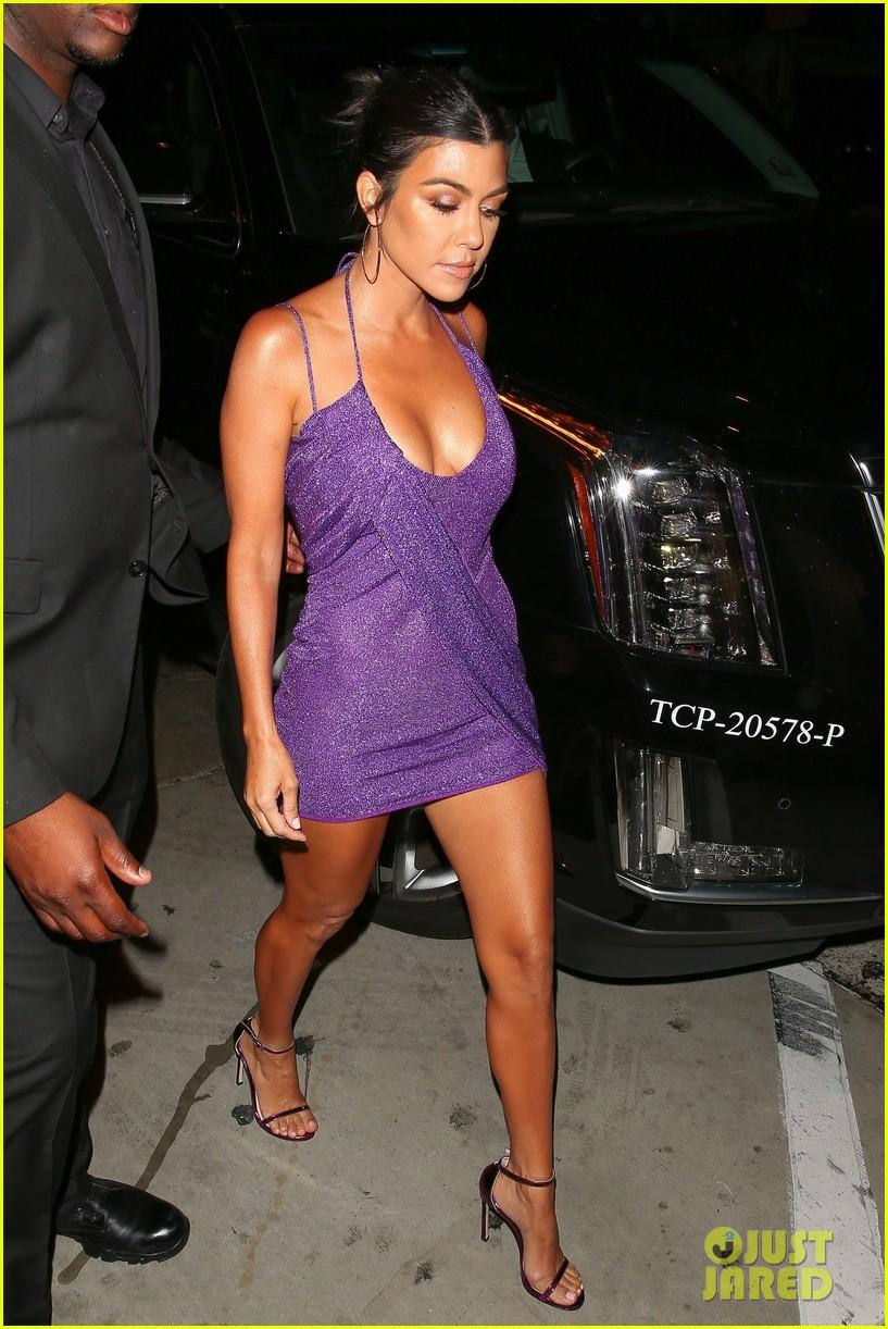 kim kourtney khloe kardashian arrive at kylie jenner 21 birthday party 164127191