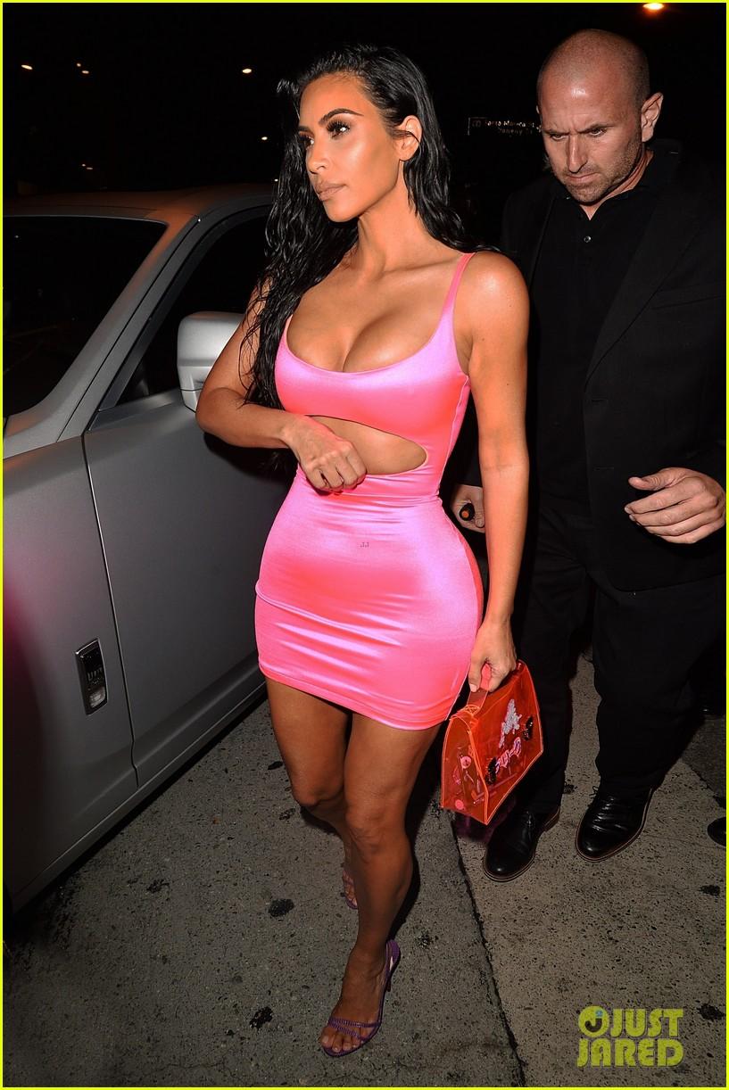 kim kourtney khloe kardashian arrive at kylie jenner 21 birthday party 254127200
