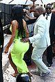kim kardashian kanye west step out in style for 2 chainz wedding miami 21