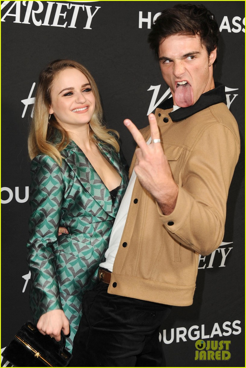 Kissing Booth' Couple Joey King & Jacob Elordi Are Too Cute