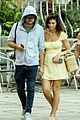 leonardo dicaprio girlfriend camila couple up vacation 01