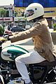 william h macy goes for motorcycle ride in la 04