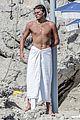 michelle rodriguez jordan barrett vacation in italy 04