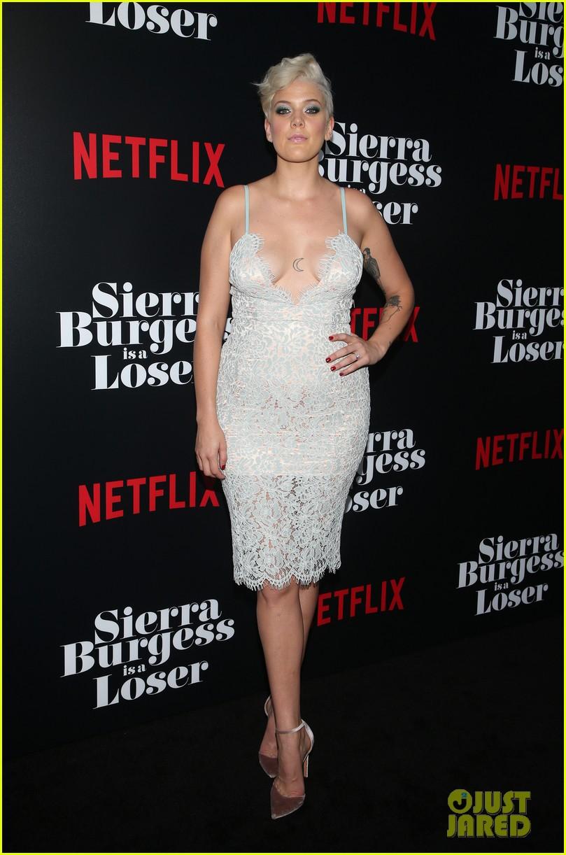 jennifer morrison betty who more support sierra burgess cast at l a premiere 17
