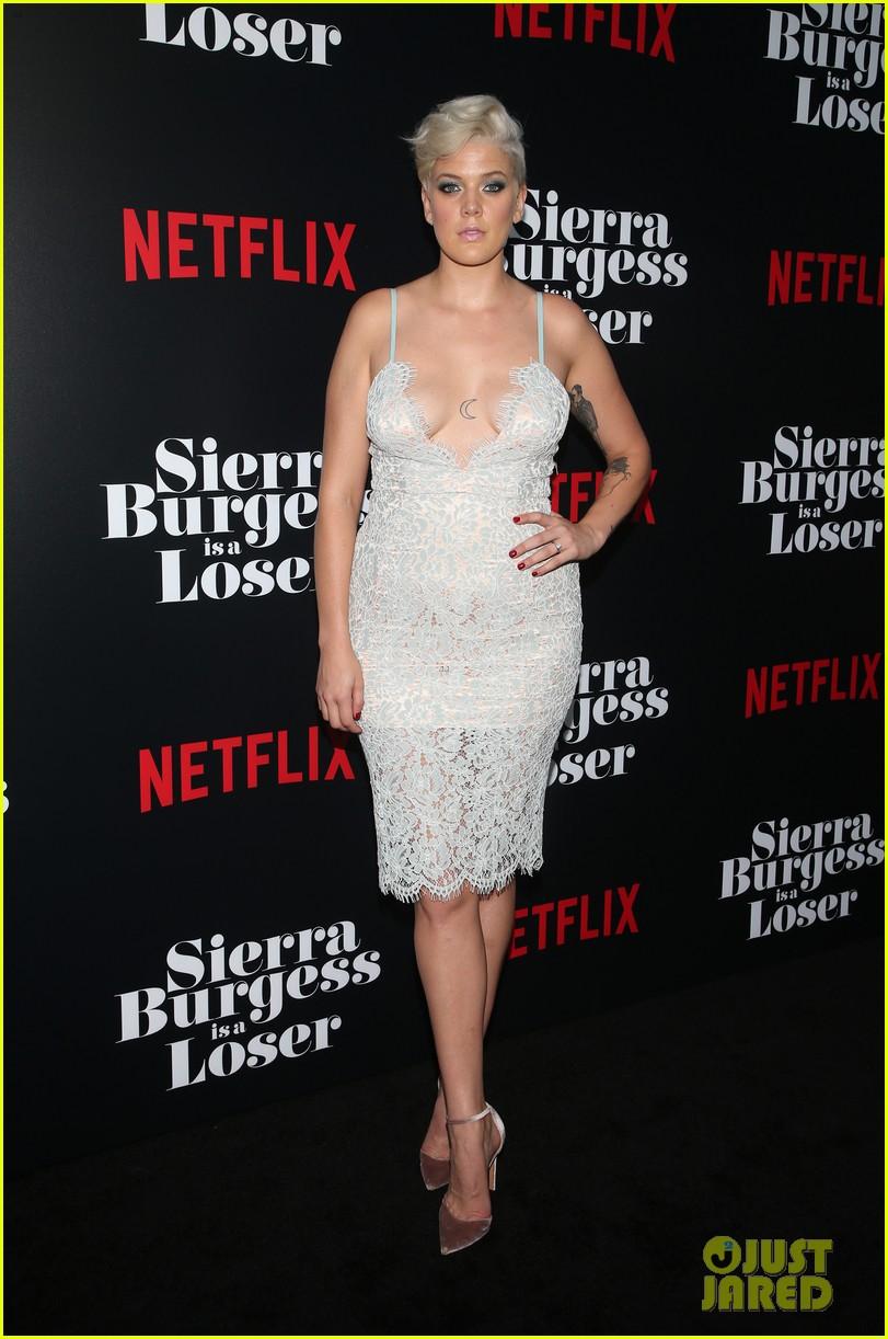 jennifer morrison betty who more support sierra burgess cast at l a premiere 18
