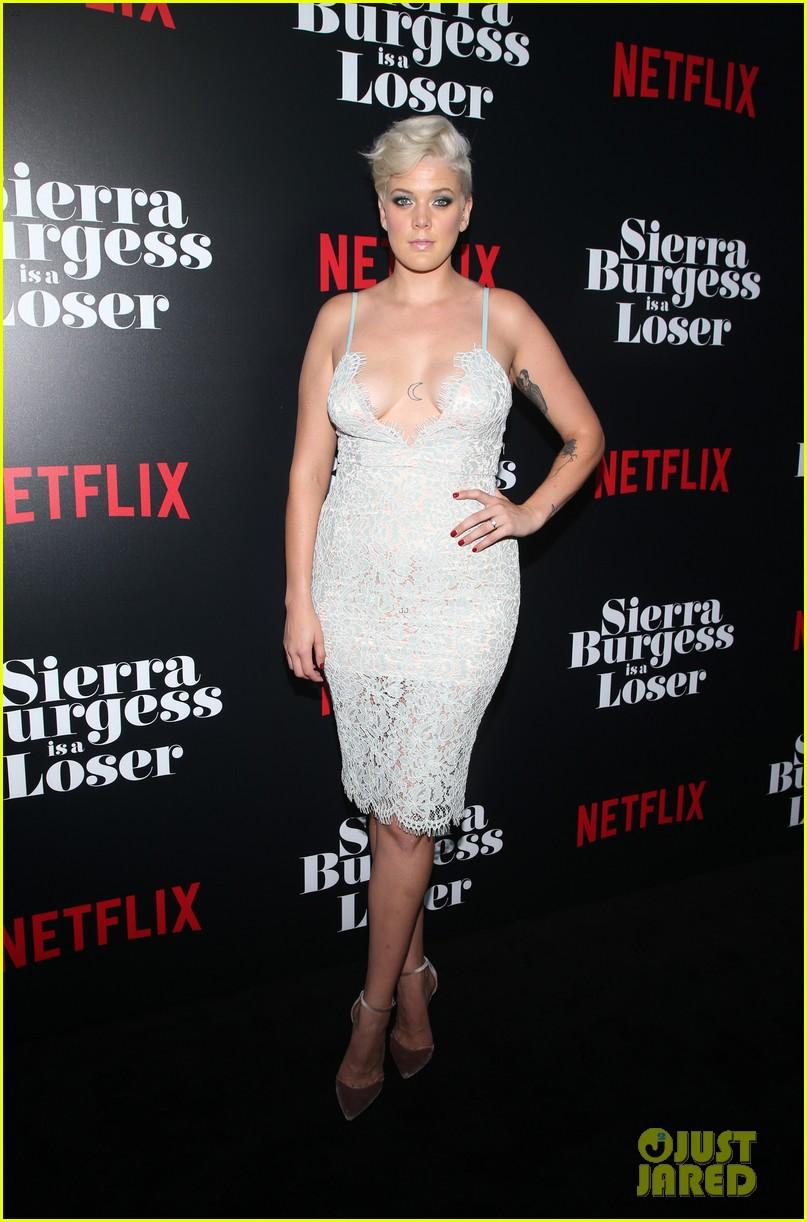 jennifer morrison betty who more support sierra burgess cast at l a premiere 23