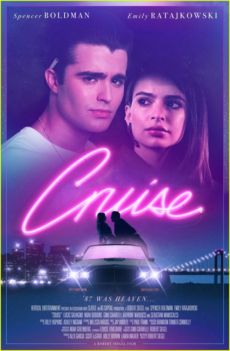 emily ratajkowski and spencer boldman spend hot 80s summer together in cruise trailer 014135174