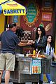 krysten ritter enjoys a lunch breakon jessica jones set 04