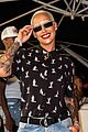 amber rose wild n out restaurant 04