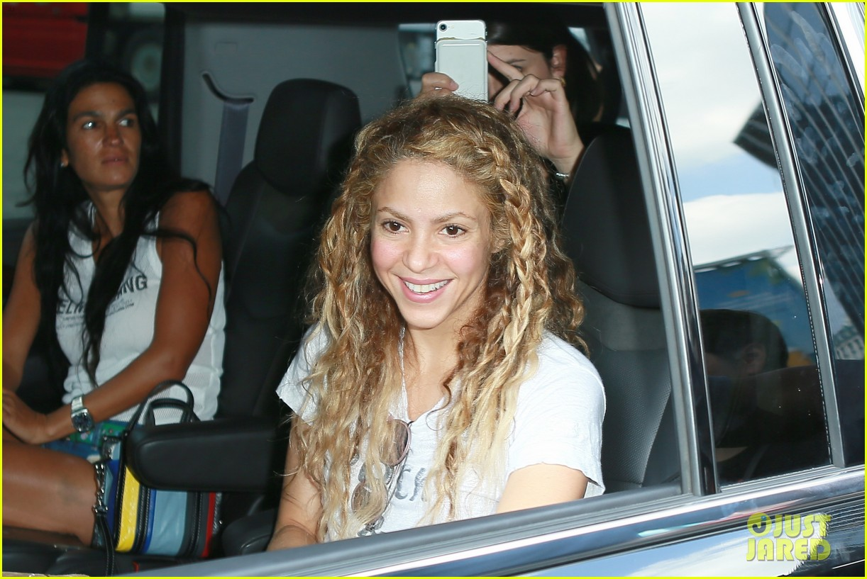 Shakira Is Ready To Rock Madison Square Garden In Nyc Photo 4127384 Shakira Pictures Just