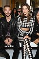 alessandra ambrosio olivia palermo zara larsson step out for balmain paris show 05